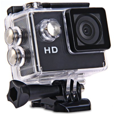 A8 HD 720P MJPEG 30m Waterproor Sports Action