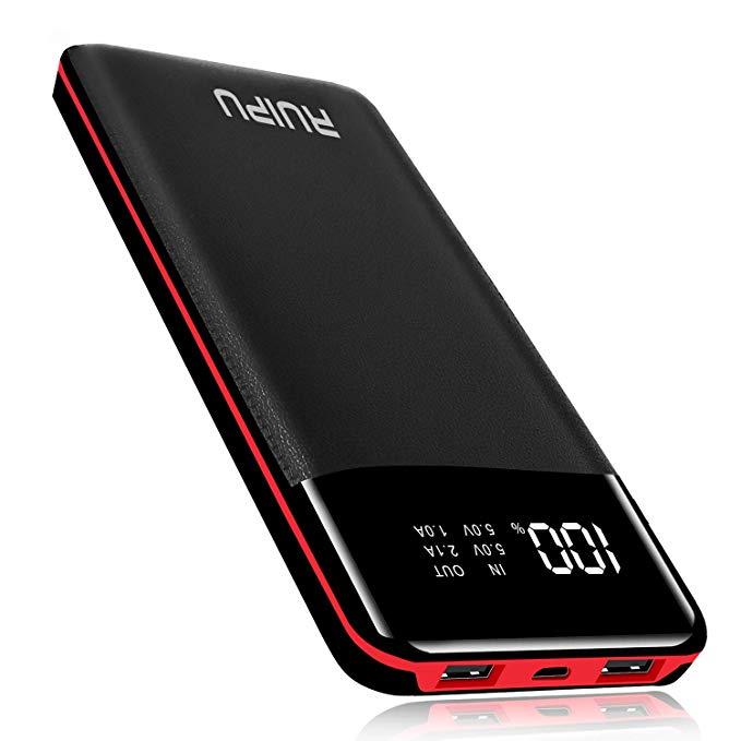 Amazon.com: Power Bank 24000mAh Portable Charger Huge Capacity