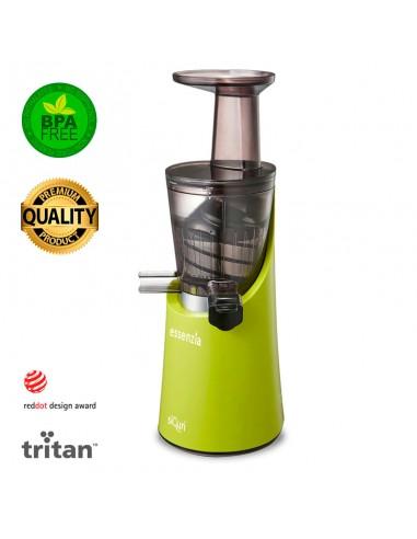 Estrattore di Succo a freddo Essenzia PRO Green BPA free