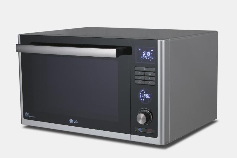 forno a microonde combinato