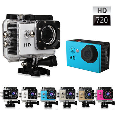 Newest 720P Full HD Waterproof Sports DV Recorder SJ4000 A8 Action