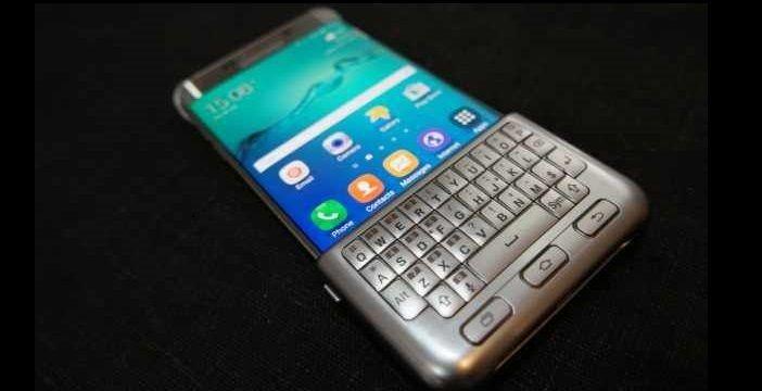 Nostalgia dello smartphone con tastiera fisica? Ci pensa Samsung
