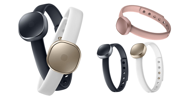 Samsung Charm, fitness tracker con LED per notifiche