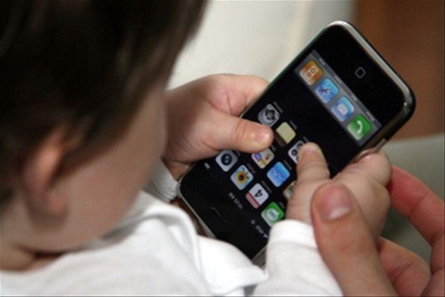 Smartphone dei bambini