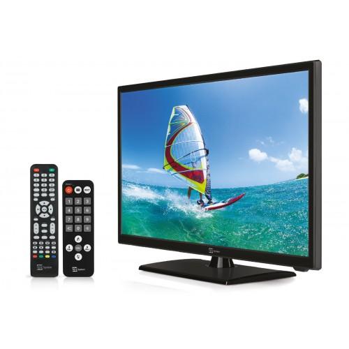 TV, LED, DVB, T2, Palco, 22, pollici, LED06, TELESYSTEM,12V