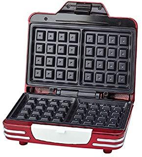 GOURMETmaxx 07836 Macchina Per Waffle | Waffle Maker | Piastra Per
