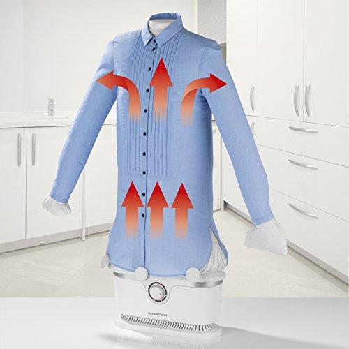 CLEANmaxx Ferro da stiro automatico per camicie e camicette