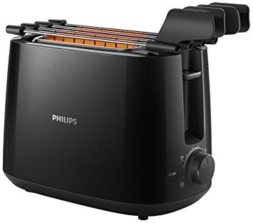 Daily Collection Philips HD2583/90 Tostapane con Pinza