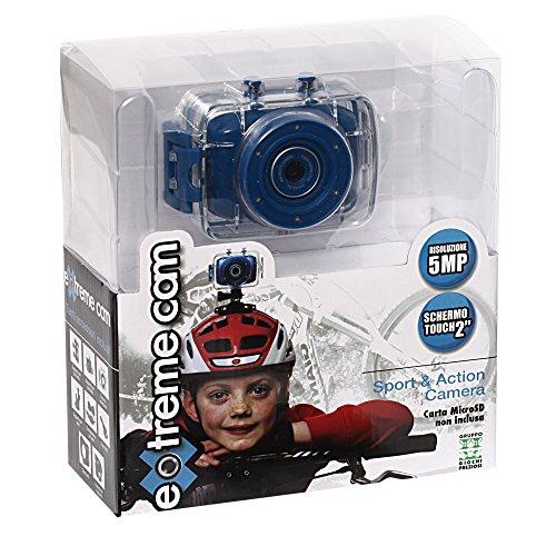 Giochi Preziosi - Extreme Cam Camera e Macchina Fotografica, con