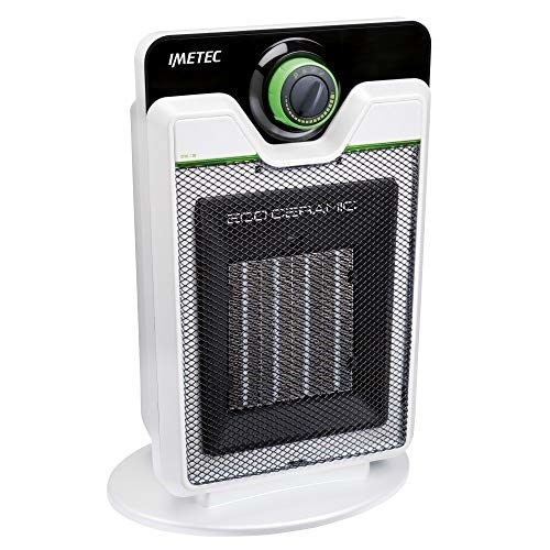 Imetec Eco Ceramic CFH1-100 Termoventilatore con Tecnologia