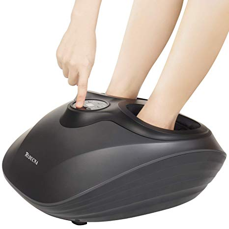 Massaggiatore Piedi Shiatsu Massaggio Plantare Elettrico