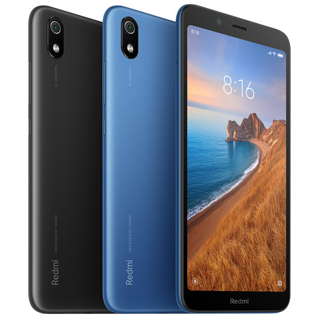 xiaomi redmi 7a global version 5.45 inch face unlock 4000mah 2gb