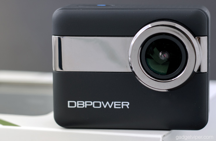 DBPower N6 Review - A Budget 4K Touchscreen Action Camera with WiFi