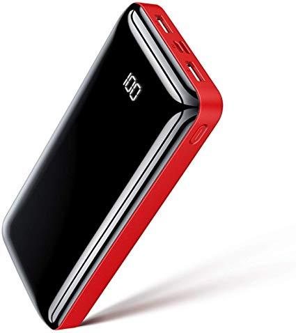 Portable Charger Power Bank 30000mAh Bextoo Huge