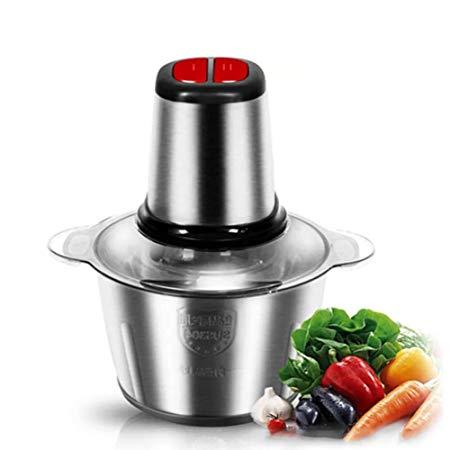 Tritatutto Elettrico Da Cucina, Macinino Multiuso per Alimenti