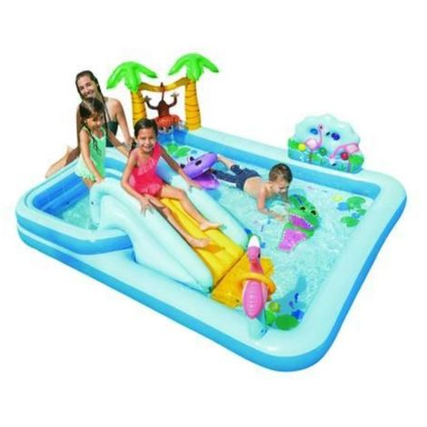 "Piscina gonfiabile ""Jungle Adventure Play Center"" Intex 57161 -"