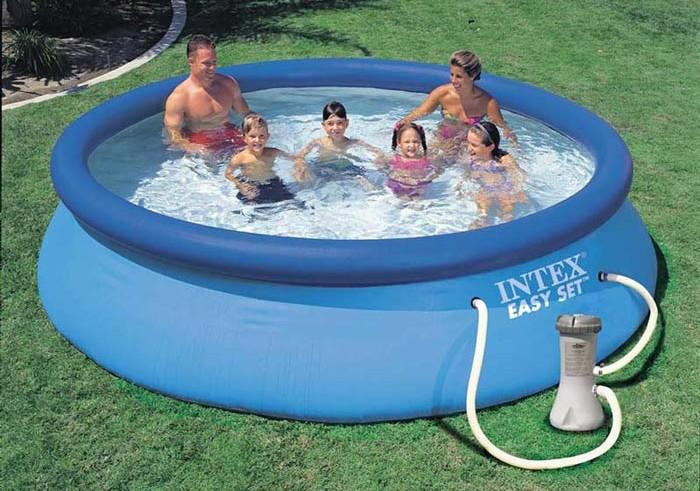 PISCINA ROTONDA Intex 28132 Easy Set piscina fuori terra