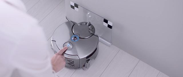 Dyson ha fatto un suo robot aspirapolvere