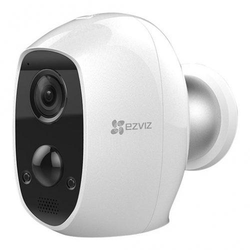 EZVIZ C3A Telecamera di sorveglianza a batteria 1080P - ScontiFy