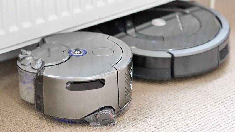 iRobot Roomba vs Dyson, quali sono i prodotti migliori? Info e