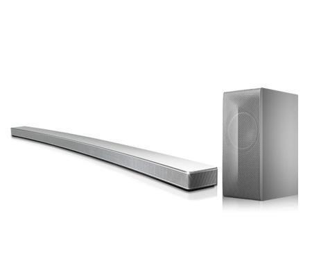 LG LAS855M : 4.1ch 360W Music Flow Wireless Curved Sound Bar