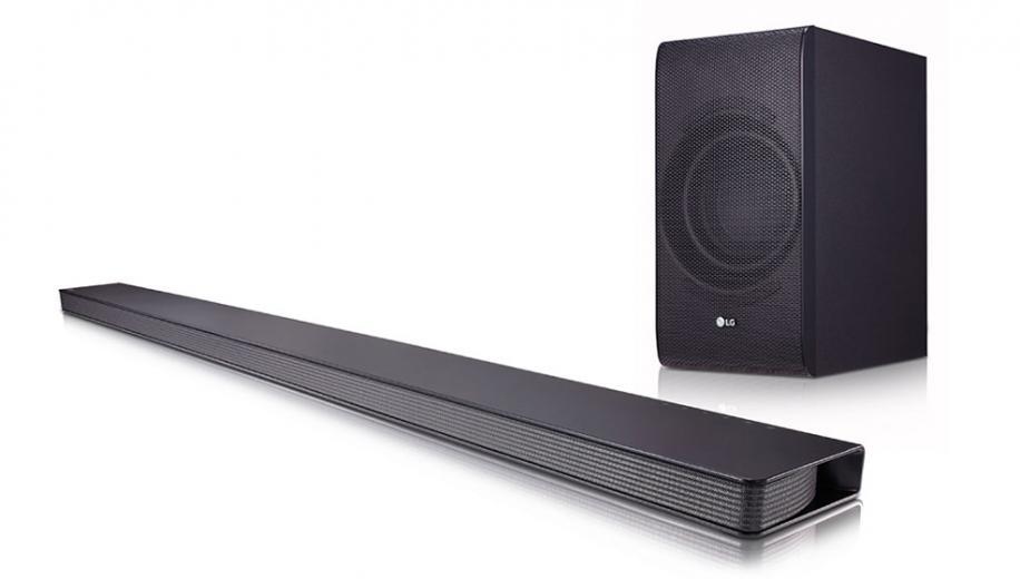 LG SJ8 Music Flow Soundbar