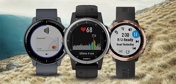Smartwatch GPS: ecco quale devi acquistare e perché | Garmin Blog