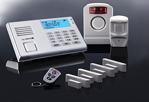 Vendita Olympia Protect 9061, sistema di allarme radio, bianco