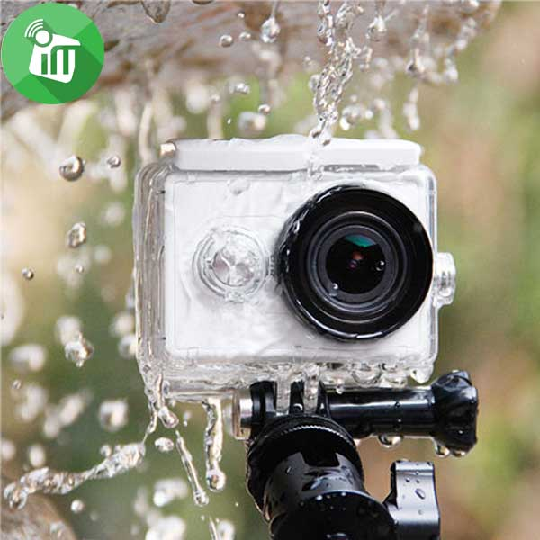 Xiaomi Yi Action Camera Waterproof Case - iMedia Stores