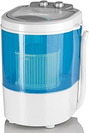 EASYmaxx 07475200125 lavatrice Portatile Caricamento dall'alto Blu