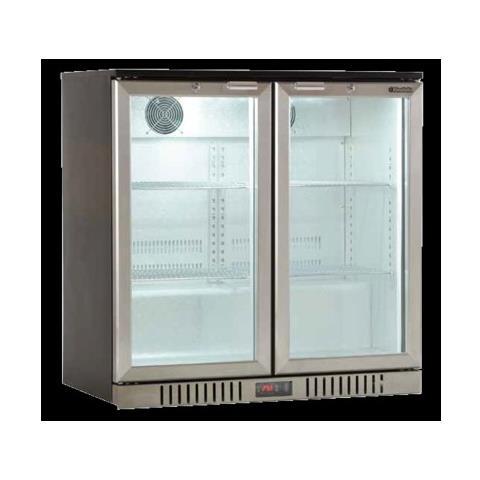 HORECA LINE - Vetrina Refrigerata Frigorifero Frigo Bar Cm