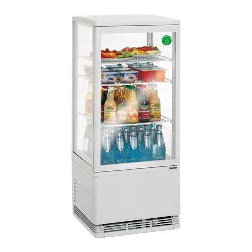Mini vetrina frigorifero Bartscher, 78 litri acquistare on-line