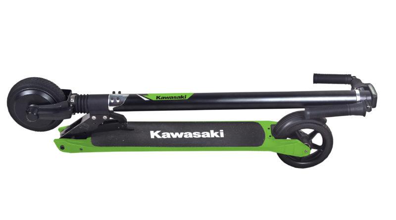 Monopattino elettrico Kawasaki KX-SF6.5 : leggero e pieghevole