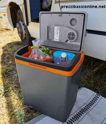 Prezzi Bassi Online: Frigo elettrico portatile da Lidl