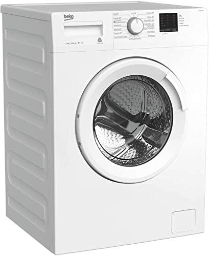 Beko WTX81031W lavatrice Libera installazione Caricamento frontale