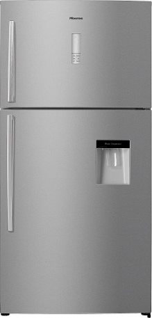 Frigorifero Hisense Frigo Combinato No Frost - Rt709N4Ws21 In