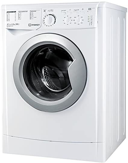 Indesit EWC 91083 BS IT/1, Lavatrice a Carica Frontale, 9 Kg, 15