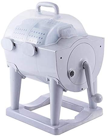 Lavatrice a manovella portatile, lavatrice, per indumenti manuali