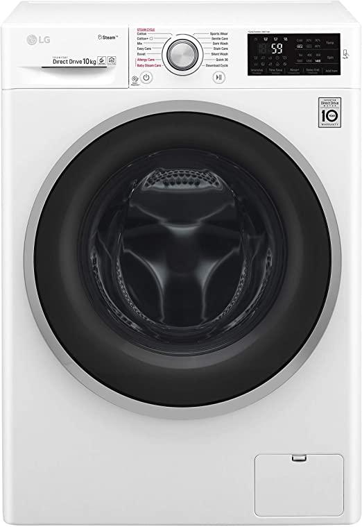 LG F4J6J10KG lavatrice Libera installazione Caricamento frontale
