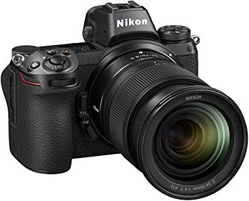 Nikon Z7 + NIKKOR Z 24-70 F/4 S Fotocamera Mirrorless Full Frame
