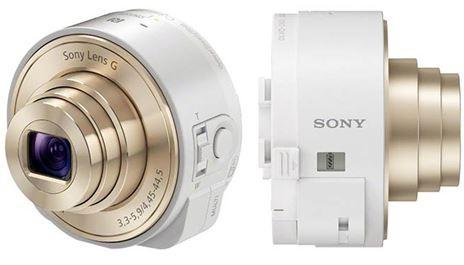 Smart Shot: ecco la fotocamera esterna per smartphone di Sony in