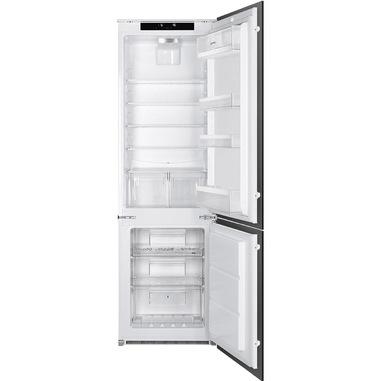 Smeg C3174N2P1 frigorifero con congelatore Da incasso Bianco 263 L