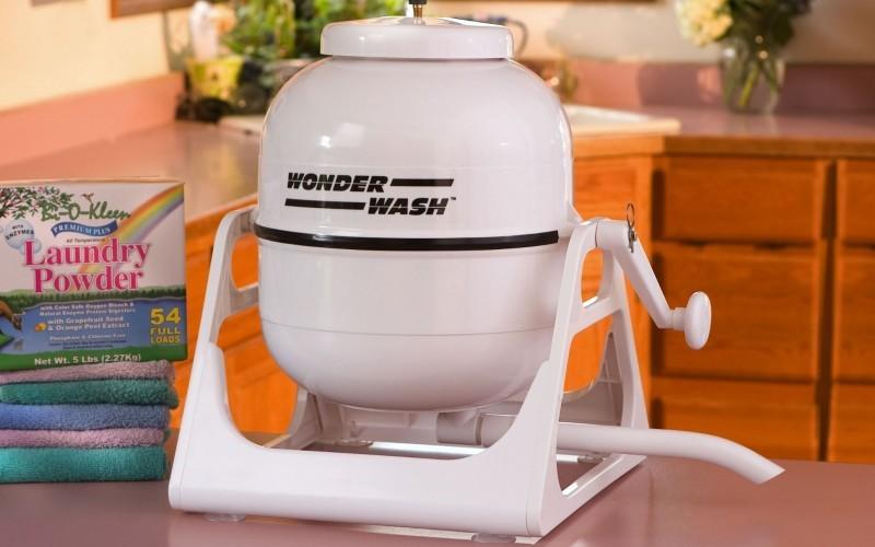 Wonderwash: la lavatrice portatile ed ecologicaBZCasa Magazine
