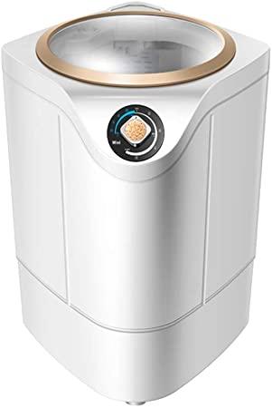ZGYQGOO Elettrodomestico Portatile 4.8kg Mini Lavatrice Piccola