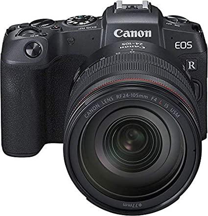 Canon EOS RP Fotocamera Mirrorless con obiettivo RF 24-105MM F/4 L