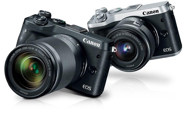 Canon: le vendite delle fotocamere mirrorless sono in aumento