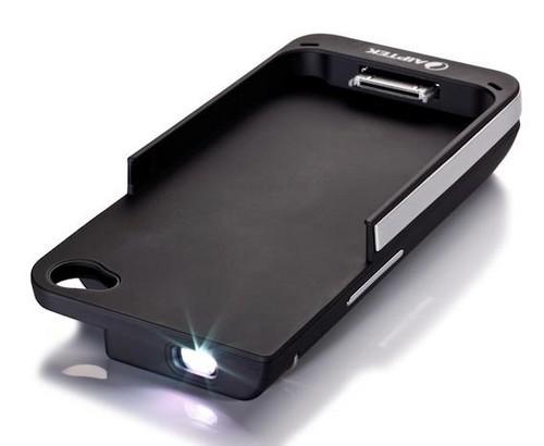 crackolo il nano del web: Volete un Mini-Proiettore per iPhone 4