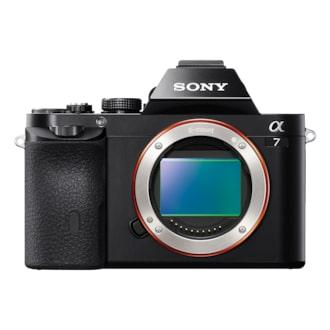 Fotocamera Full-Frame Mirrorless a7 | Sony IT