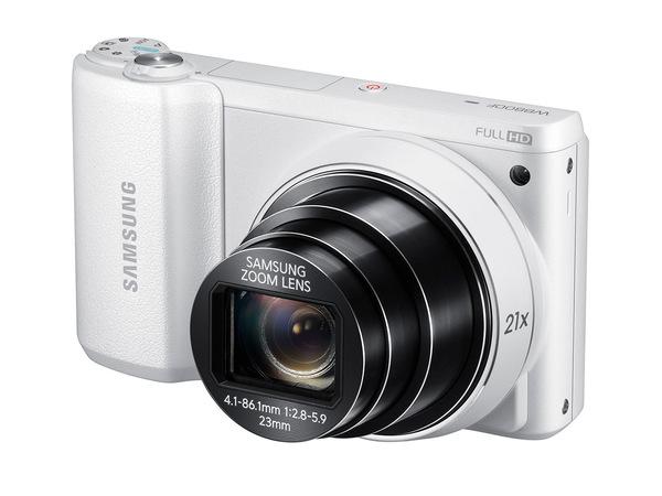 Samsung presenta sei nuove fotocamere compatte con modulo Wi-Fi