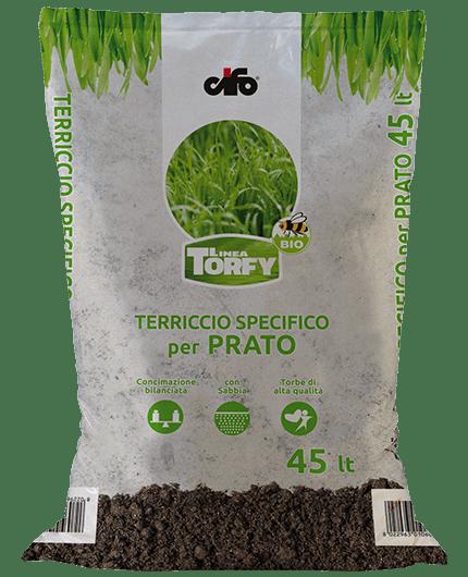 Torfy terriccio prato - Cifo